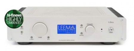 Leema Libra High res DAC og forforsterker